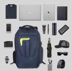 ceaf9db1ab90 9 Best Charging Backpack images in 2018 | Backpacks, Men's Backpack ...