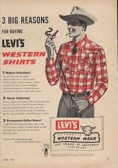 1958 Levi's