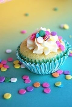 Decorate Cupcake