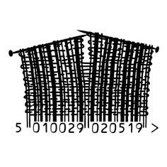 barcode art needles knitting
