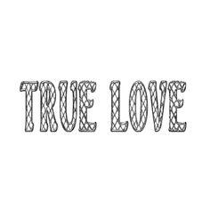 min egen font