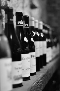 Fairview wines.