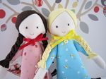 sweet dolls from made by Maisie