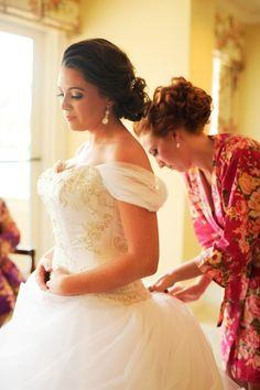 Hilton Head, South Carolina // Destination Wedding // Captivating Weddings