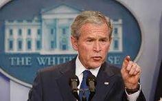 George Bush junior, usa