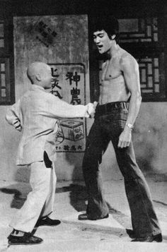 ip man and bruce lee - Google Search