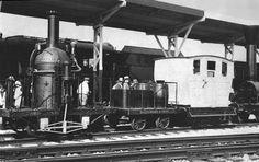 "Baltimore And Ohio Railroad 1828 | Century of Progress, Chicago 1933-1934 -- Baltimore & Ohio ""York ..."