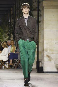 Hermes Menswear Spring Summer 2016 Paris - NOWFASHION