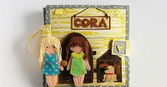 Travel dollhouse quiet busy book for girls