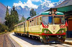 CRÓNICA FERROVIARIA: Perú: Inca Rail ofrece dos nuevas frecuencias para...