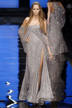 Elie Saab | Spring 2007 Couture Collection | Style.com