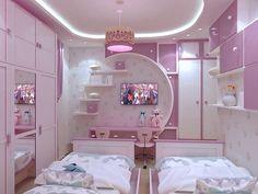 women bedroom interior design trends and wall decoration ideas 2019 Kids Bedroom Designs, Kids Room Design, Home Decor Styles, Cheap Home Decor, Plafond Design, Woman Bedroom, Room Interior Design, Interior Livingroom, Interior Plants