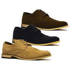 suede brogues - Google Search