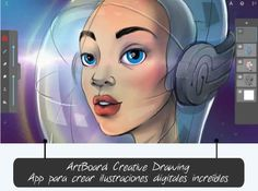 ArtBoard Creative Drawing. App para crear ilustraciones digitales increíbles #Apps #dibujo