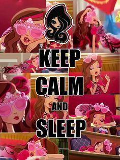 My most fav character from ever after high Briar Beauty #Loves it!!