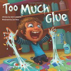 Too Much Glue by Jason Lefebvre http://www.amazon.co.jp/dp/1936261278/ref=cm_sw_r_pi_dp_Dw6Fvb0BG4XCJ