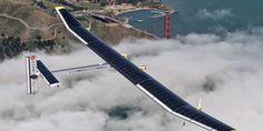 Avion Solaire : Solar impulse 2 atterrit en Californie après avoir traversé le pacifique