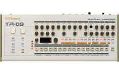 TR-09: 伝説のTR-909サウンドを、あなたの手のひらに。