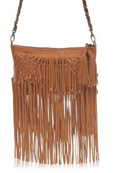 CORAZÓN SALVAJE. Bolso de flecos de cuero / bohemio bolsa / bohemio moda / boho bolso de cuero / bolso de cuero. Disponible en color cuero diferentes.