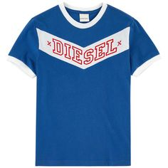 Diesel - T-shirt with a print - 164351