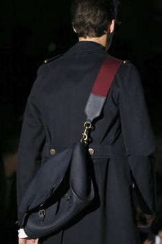 Your favorite top fashion brands and emerging designers all in one place. Mens Weekend Bag, Rare Clothing, Vogue Paris, Gucci Spring, Fashion Show, Mens Fashion, Mens Trends, Messenger Bag Men, Nylon Bag