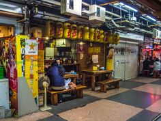 Asakusa Chikagai 7/11  ...the ubiquitous ramen-ya... #Asakusa, #Chikagai 2014-2015 © Grigoris A. Miliaresis