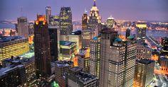 Como ir de Chicago à Detroit ou de Detroit à Chicago #viagem #ny #nyc #ny #novayork