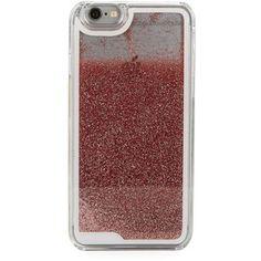 Lmnt Hard Shell Glitter iPhone Case