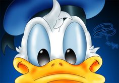 Popular Characters From Walt Disney Mickey And Minnie Mouse Donald Goofy Disney, Disney Duck, Cute Disney, Disney Art, Walt Disney, Disney Cartoon Characters, Disney Cartoons, Donald Duck Characters, Duck Wallpaper