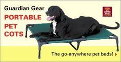 Guardian Gear Portable Pet Cots | PetEdge.com