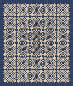"""""""Union Blues"""" - geese, squares, and half square triangles. https://vw-bearcreekquiltingcompany.storage.googleapis.com/cache/87/aa/87aaff2bf4722838ddfac53f19fb7bcc.jpg"""