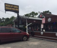 Burgers Rule the Roost at Hubcap Grill