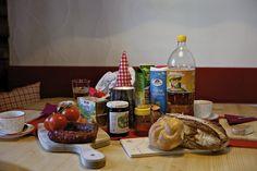 Feriendorf Kirchleitn - www.kirchleitn.com Dairy, Cheese, Kitchen, Food, Fresh, Cooking, Kitchens, Essen, Meals