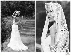 Fine Art Wedding Photography for the modern bride Bohemian Beach Wedding, Bohemian Gypsy, Bearded Lady Costume, Fantasy Wedding, Here Comes The Bride, Dress First, One Shoulder Wedding Dress, Wedding Photos, Ibiza