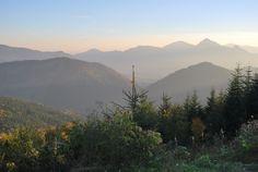 Slovensko, nad Zázrivou