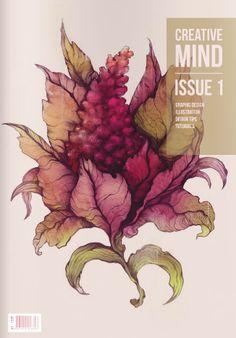 creative mind design and illustration magazine