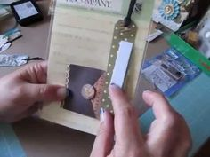 I was inspired by a K&Co. tag embellishment to make my own out of scraps. Quick, easy, & budget friendly. Thanks so much for watching, subbing, & being so su...