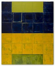 Sunflower oil on canvas 152 x 127 cm 60 x 50 in 2007