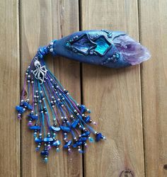 Check out this item in my Etsy shop https://www.etsy.com/listing/527297033/poseidons-dream-amethyst-abalone-shell