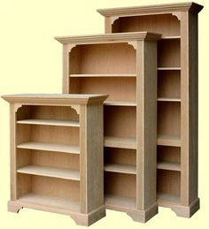 A Bookcase is a great project to take on if you are just a beginner and then do…