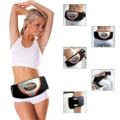 The ORIGINAL IGIA Vibro Shape Fitness Belt and Body Sculpting System. Safety temperature control design. Forward and Reverse motion mode. Slim and sculpt your waistline with vibrating and heating function. Five variable speed and vibration settings to suit your personal preference. Can be used to massage the waist, back, shoulders, arms, thighs, butts and so on. With functions of ultrasonic vibration, relaxing channels and collateral. Improve blood circulation, promote metabolism, relieve...