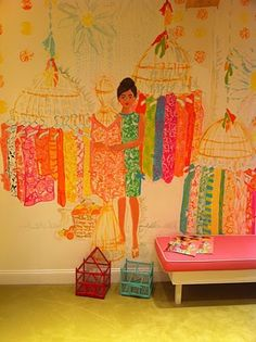 Lilly Pullitzer Store: Palm Beach
