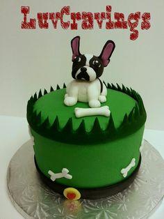 Domo Cake for Doug Vancouver LuvCravings cake fondant dessert
