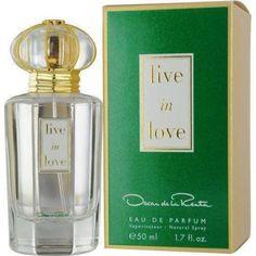 Oscar De La Renta Live In Love By Oscar De La Renta Eau De Parfum Spray 1.7 Oz