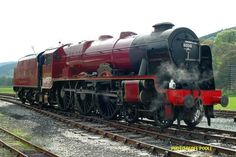 LMS Rebuilt Royal Scot class 7P 4-6-0 No 6100 'Royal Scot'