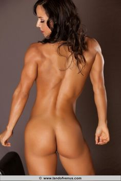 Fitness females naked models photo 336