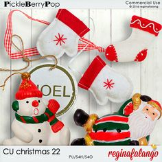 CU CHRISTMAS 22 By Regina Falango