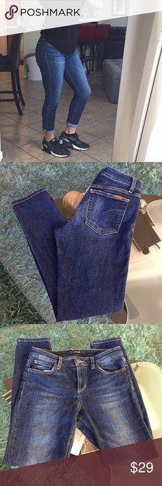 Joe's crops Great condition Joe's crops size 26 inseam 27 Joe's Jeans Jeans Skinny