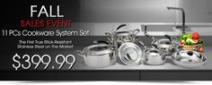 Gunter Wilhelm is a line of kitchenware that is both of high-quality and affordable. As dangerous nonstick coatings are being taken off the shelves, shoppers are looking for an alternative. Gunter Wilhelm's line of stainless steel cookware is stick-resistant without ANY coatings! The surface is electro-polished to a mirror finish eliminating all surface pores so that nothing will stick to the pan. This is a great gift for those looking to make a healthy start to the new year.