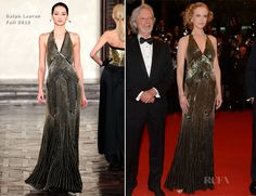 Nicole Kidman In Ralph Lauren - 'Hemingway & Gellhorn' Cannes Film Festival Premiere